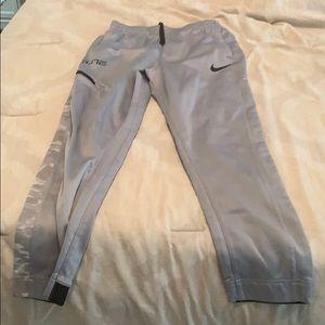 Nike elite joggers